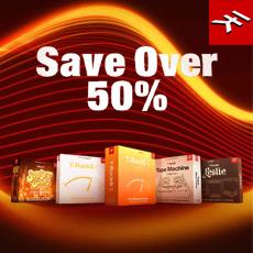 IK Multimedia - Save Over 50% On T-RackS