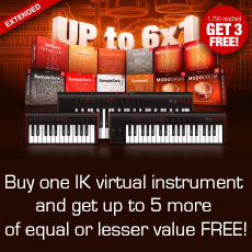IK Multimedia - VI Group Buy