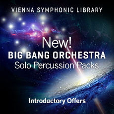 VSL BBO: Solo Percussion Packs Intro Offer