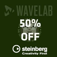 Steinberg WaveLab 50% OFF