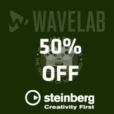 Steinberg WaveLab 50% OFF