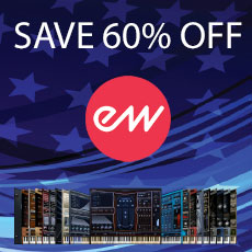EastWest - Celebrate Labor Day and Save 60%