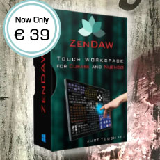 ZenDaw Touchscreen Application Sale
