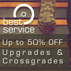 Step Up Promotion - Up to 50% OFF