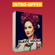 Rast Sound - Slavic Vocals Intro Offer