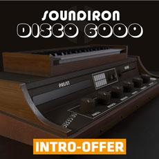 Soundiron - Disco 6000 Intro Offer