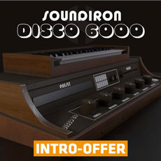 Soundiron - Disco 6000 Intro Offer