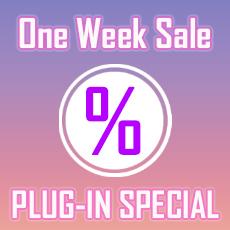 Plugin Special - One Week Offers