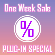 Plugin Special - One Week Offers