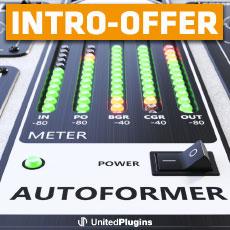 UnitedPlugins - Autoformer Intro Offer