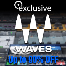 WAVES Exclusive Weekend Sale: Up to 90% OFF