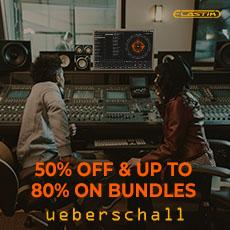 Ueberschall - Loops, Licks & Sound FX Sale