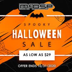 McDSP - Spooky Halloween Sale