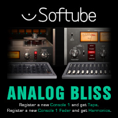 Softube - Analog Bliss - Console Special