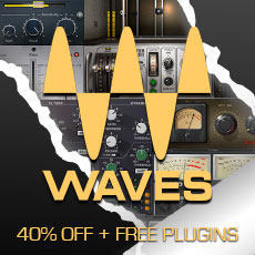 Waves - Black Friday Sneak Peeks - 40% OFF