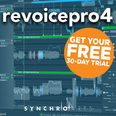 Synchro Arts - Revoice Pro 4