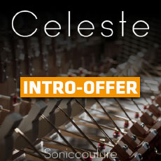 Soniccouture - Celeste Intro Offer