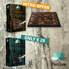 ZenDAW Sale & Wings Intro Offer