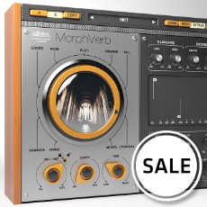 UnitedPlugins - MorphVerb Sale