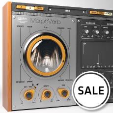 UnitedPlugins - MorphVerb Sale