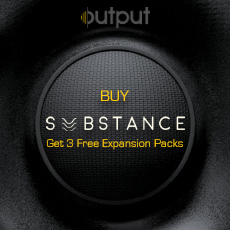 Output - Buy Substance, Get Free Expansion Packs