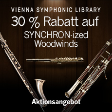 VSL: 30% Off SYNCRHON-ized Woodwinds