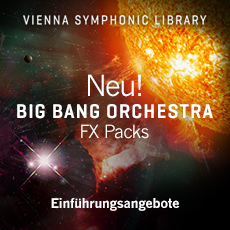 VSL: Big Bang Orchestra - FX Packs - Offer