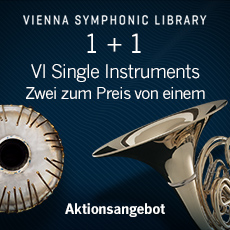 VSL: VI Single Instruments: Buy 1, Get 1 Free!