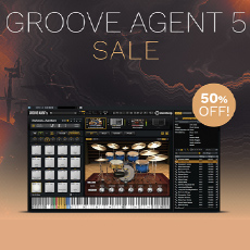Steinberg - 50% OFF Groove Agent 5