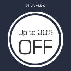 Xhun Audio - Up to 30% OFF