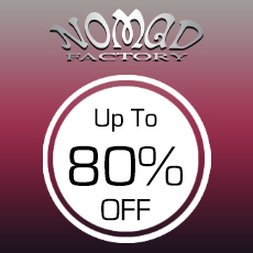Nomad Factory Sale - Up to 80% OFF