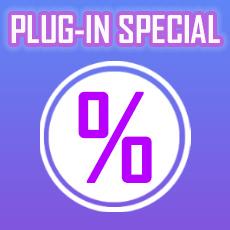 Plugin Special - One Week Sale