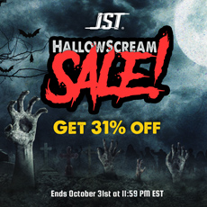 JST HallowScream Sale