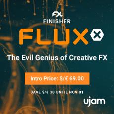 UJAM: Finisher Fluxx - Introductory Offer