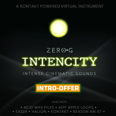 Zero G Intencity Introductory Offer