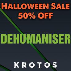 Krotos Audio - 50% OFF Halloween Sale