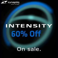 Zynaptiq 60% Off Intensity
