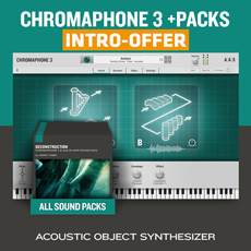 AAS Chromaphone 3 - Intro Offer - 50% OFF
