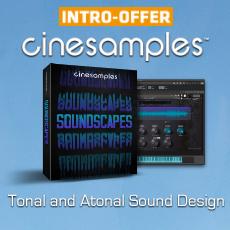 Cinesamples: Soundscapes Intro Offer