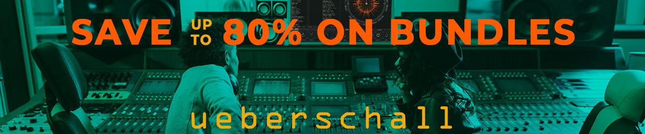 Banner Ueberschall Bundles