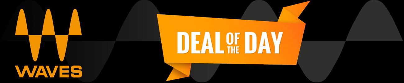 Banner WAVES Deal Of The Day