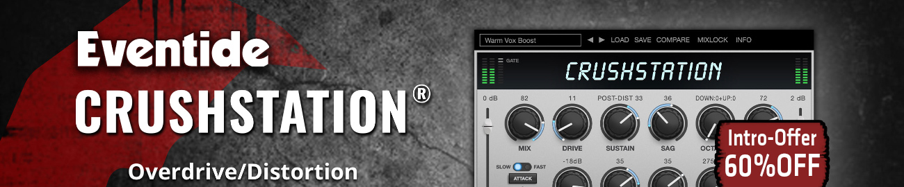 Banner Eventide CrushStation - 60% Introductory Discount