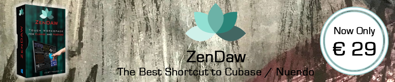 Banner ZenDaw Touchscreen Application On Sale