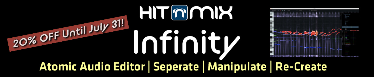 Banner HitnMix - Infinity Summer Sale: 20% OFF