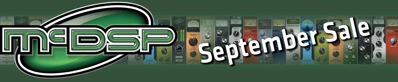 Banner McDSP September Sale