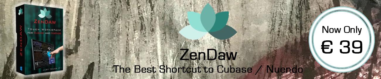 Banner ZenDaw Touchscreen Application Sale