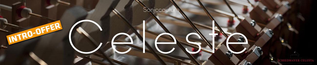 Banner Soniccouture - Celeste Intro Offer