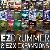 Toontrack EZDrummer / EZX Line