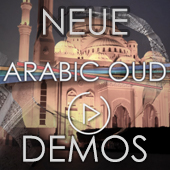 Arabic Oud - Neues Screencast & Demos