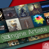 Engine Artists Library - New Content